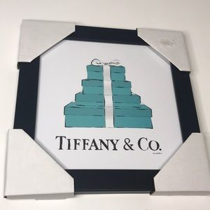 Tiffany Co Present Frame 12x12